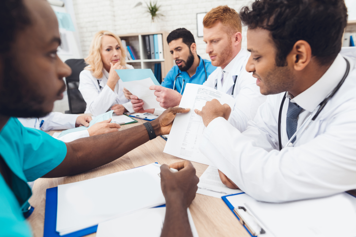 Physician Communication During Handoffs