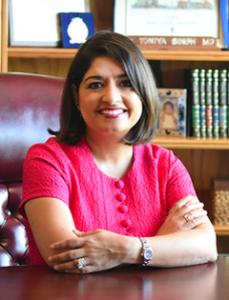 2019 Top Female Cardiologists Toniya Singh MD FACC